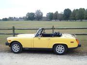 1978 MG midget MG Midget MK IV Convertible 2-Door